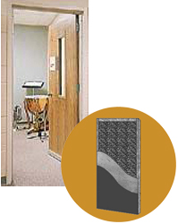 Sound Transmission Class Doors (STC)